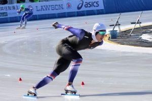 スケート:渡邉晟選手の写真