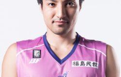 福島ファイヤーボンズ川満選手の写真